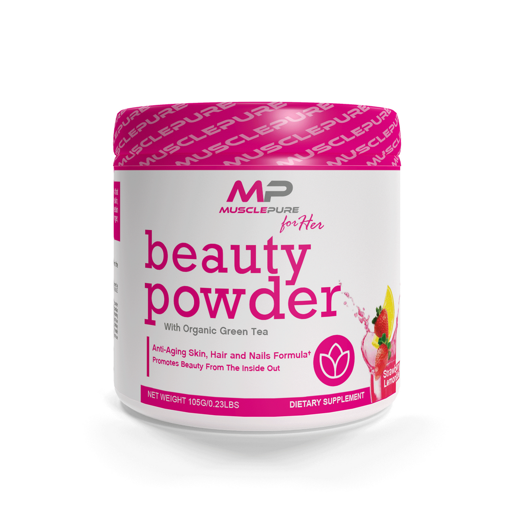 beauty powder - Muscle Pure
