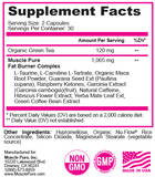 fat burner - Muscle Pure
