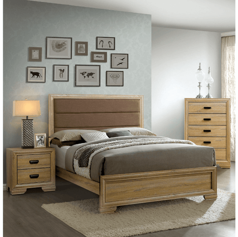 Furniture of America Cardi Contemporary 5-Drawer Chest