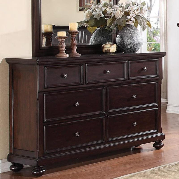 Acme Grayson 24615 Dark Walnut Dresser