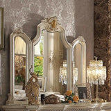 Acme Picardy 26904 Antique Pearl Mirror