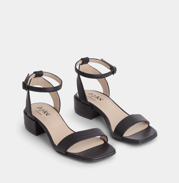 Ivylee Copenhagen Whitney Sandals Black