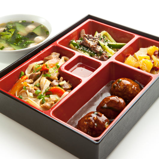 Lunch Out Bento Express $8.90/pax (min 25 pax)