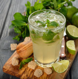 Fresh Mint Lime Mojito