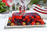 Fruity Berries Terrine