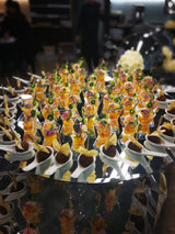 Canape Reception $30/pax (min 40 pax)