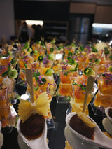 Canape Reception $40/pax (min 30 pax)
