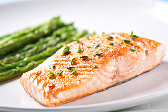 Norwegian Salmon Fish Fillet