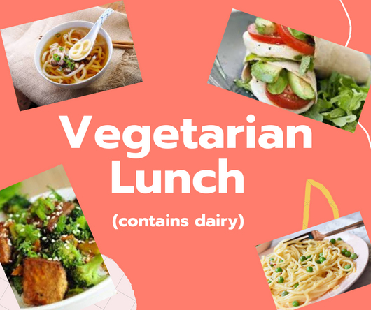3 Mar (Wed) - Plant-based Chicken & Mushroom Noodles    (LV)