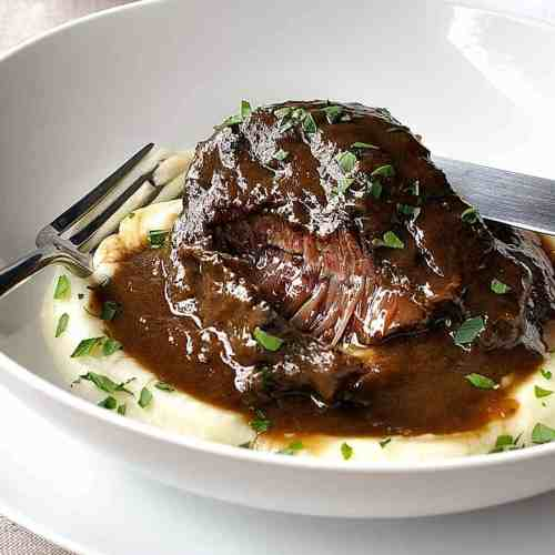 Tender Beef Cheek