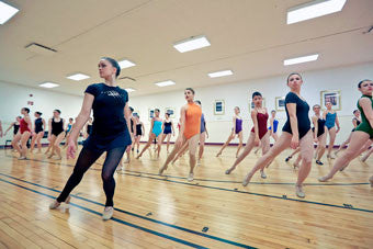 Tips on Picking up Choreography Quickly