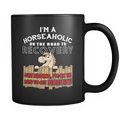 HORSE LOVERS - Are you a HORSEAHOLIC? Mug - MyUnistyles