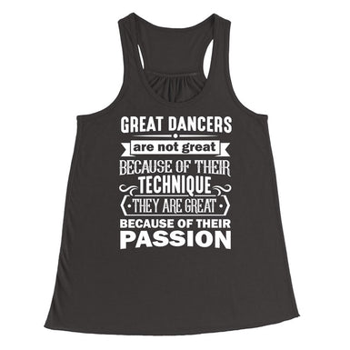 Great Dancers are great because of their passion - MyUnistyles