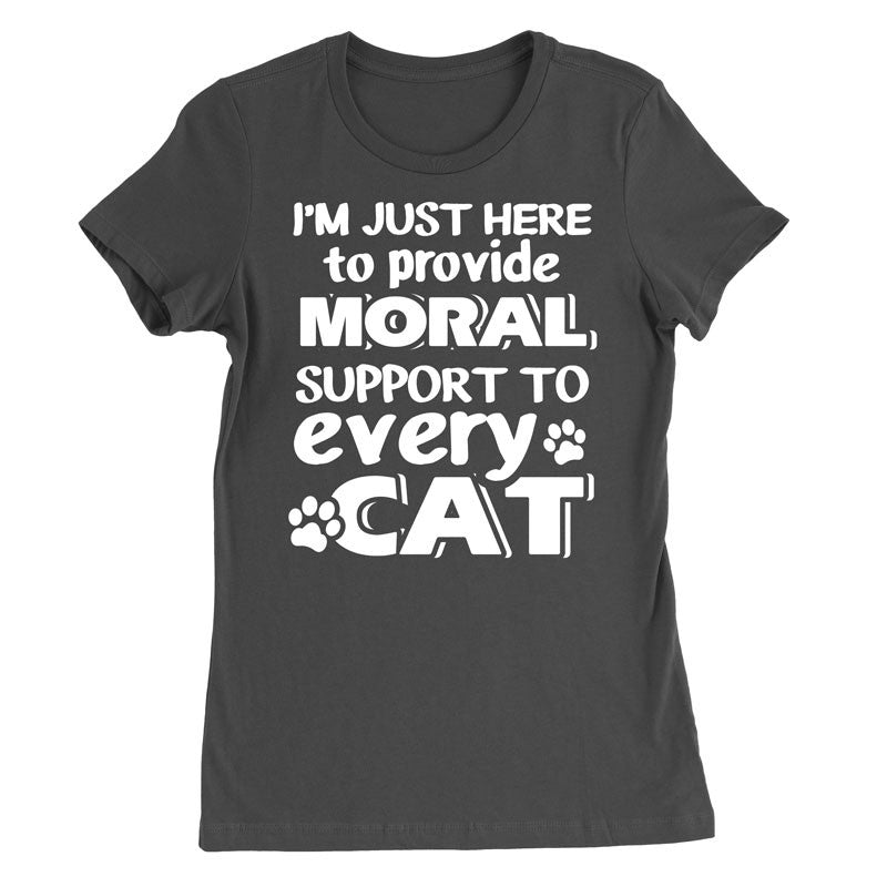 Provide moral support to every Cat - MyUnistyles