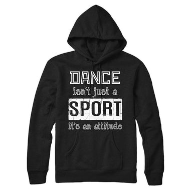 Dance isn't just a sport, it's an attitude - MyUnistyles