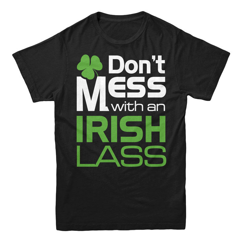 Don't mess with an irish lass - MyUnistyles