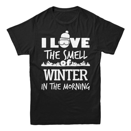 I love the smell of winter in the morning - MyUnistyles