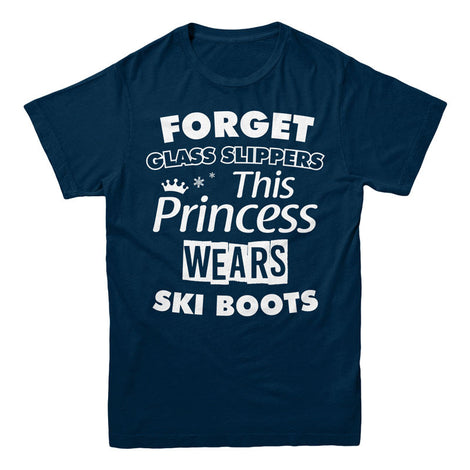 Forget glass slippers, this princess wears ski boots - MyUnistyles