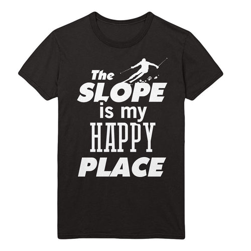 The slope is my happy place - MyUnistyles