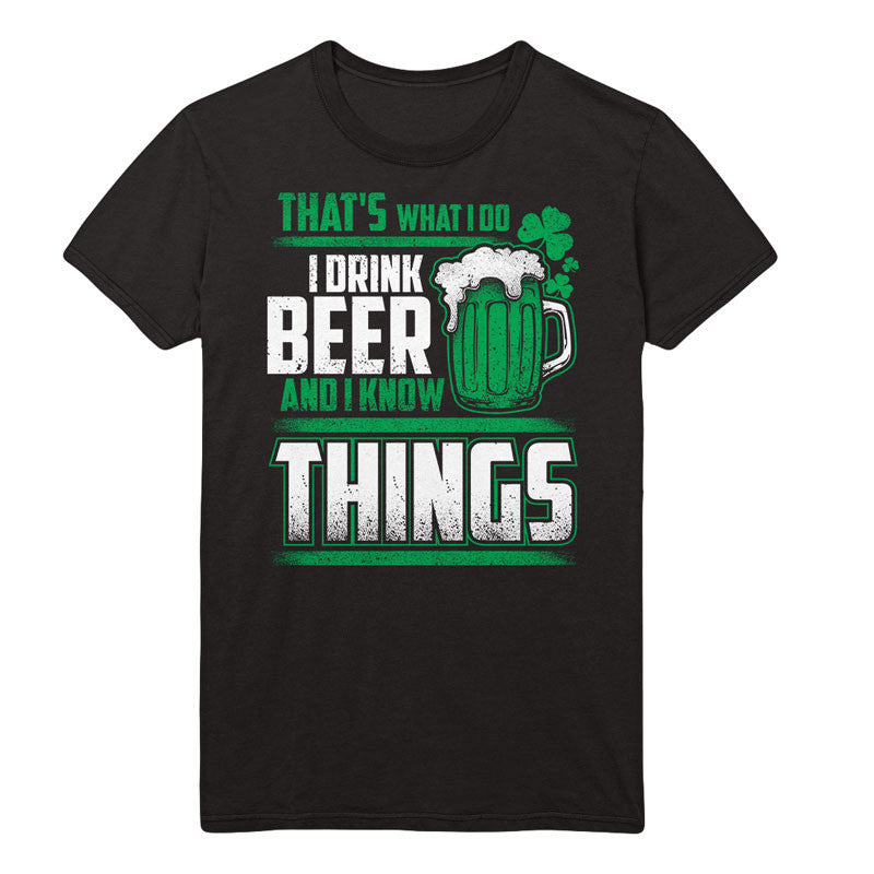 I Drink Beer and I Know Things - MyUnistyles
