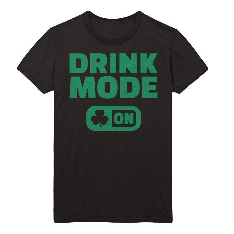 Drink mode on shamrock - MyUnistyles