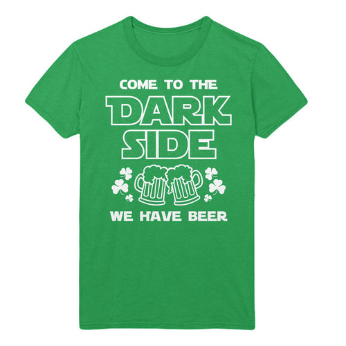 Come to the Dark Side, We have beer - MyUnistyles