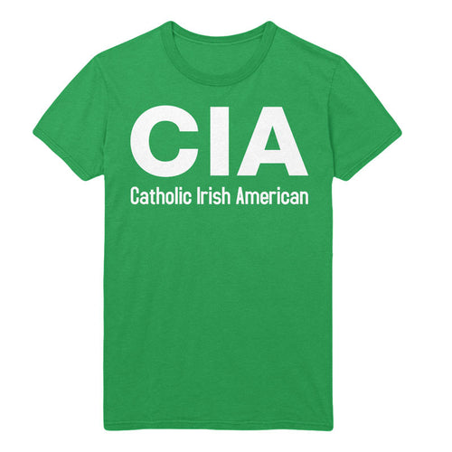CIA - Catholic irish American - MyUnistyles