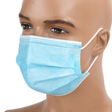 98% BFE Single Use Surgical Masks 10pcs