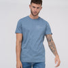 Brennick T-Shirt Bering Sea Blue