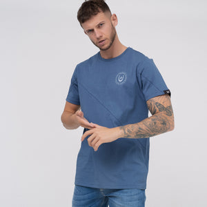 Browning T-Shirt Insignia Blue