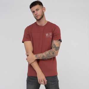 Tyndall T-Shirt Rosewood