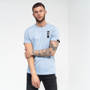 Appleton T-Shirt Faded Denim