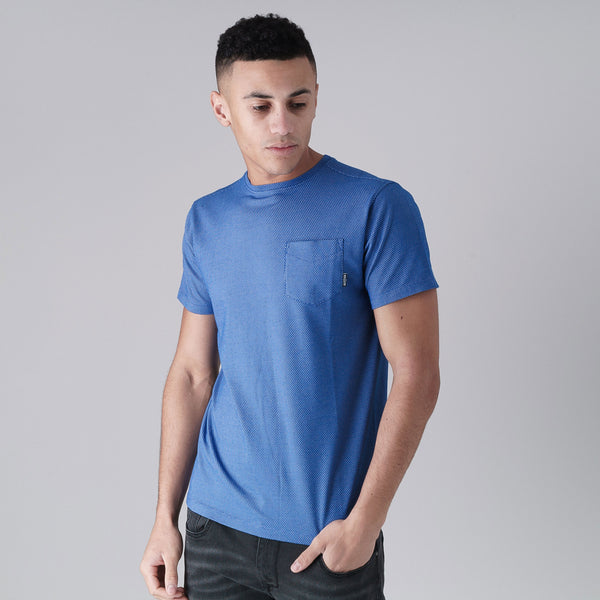 Arington T-Shirt - Ultramarine