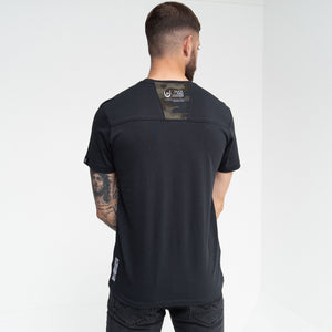 Balzaar T-Shirt Jet Black