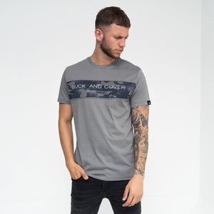 Balzaar T-Shirt Pewter