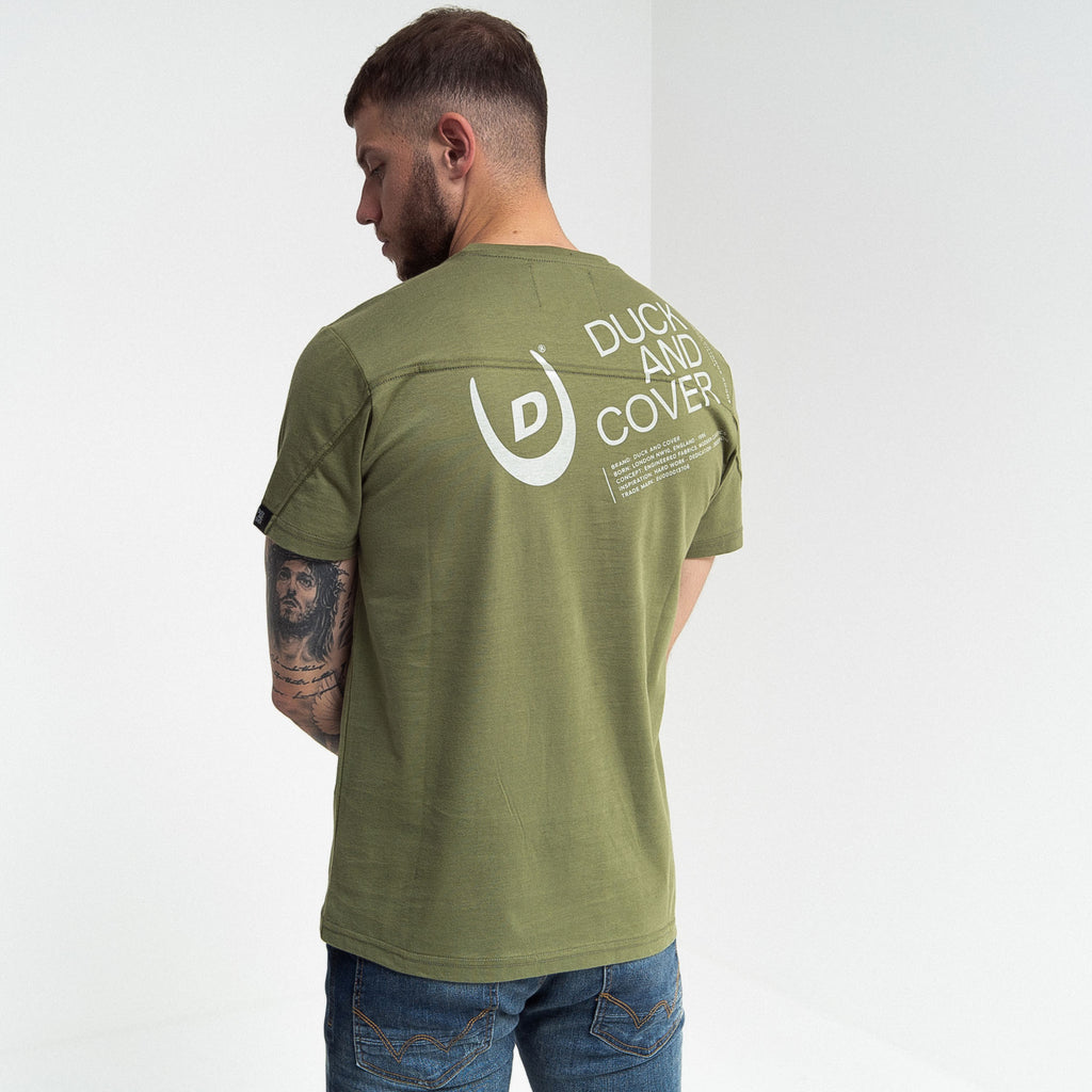 Brennick T-Shirt Four Leaf Clover