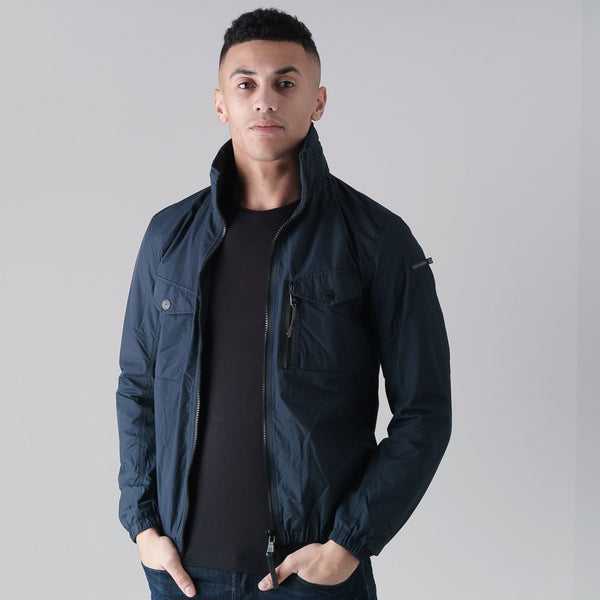 Crome Jacket - Deep Navy
