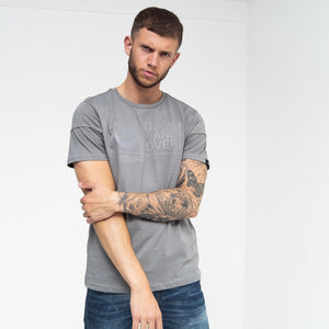 Crosdale T-Shirt Pewter
