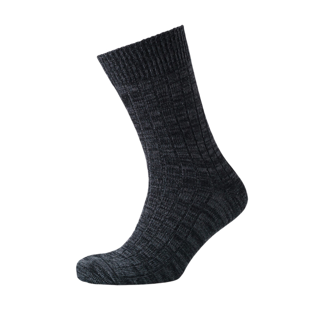 Rockwell Boot Socks - Charcoal/Black/Grey 3pk