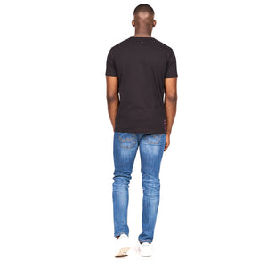 Rainier T-Shirt Black