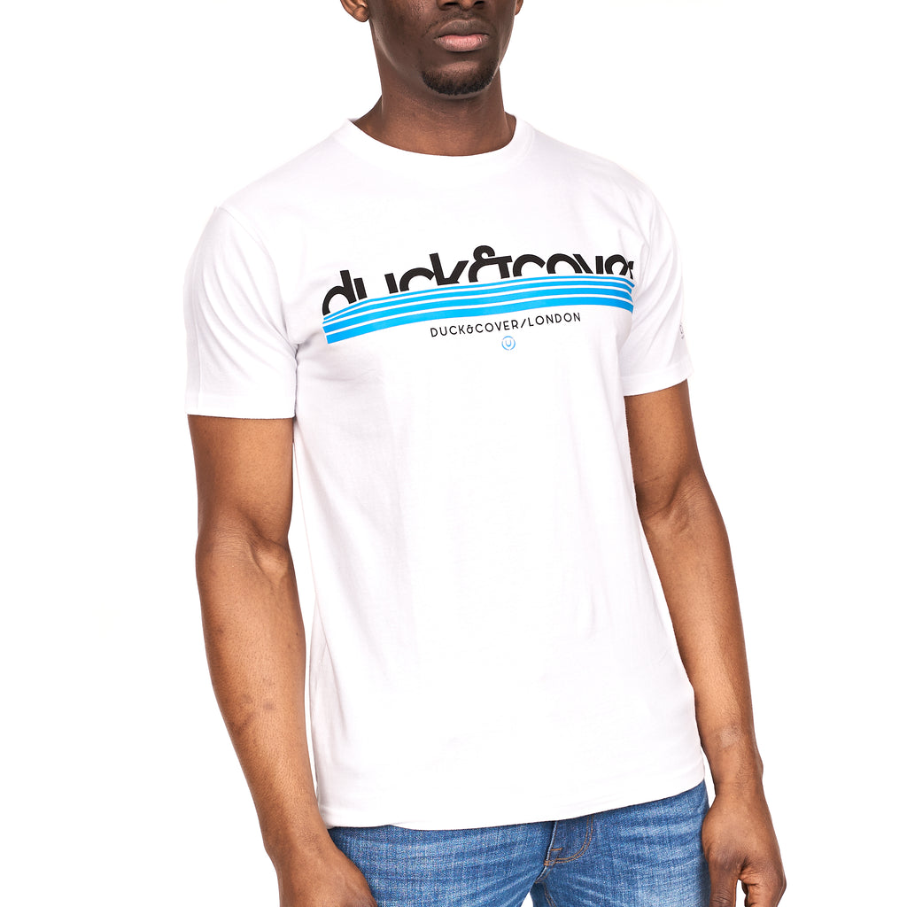 Rainier T-Shirt White