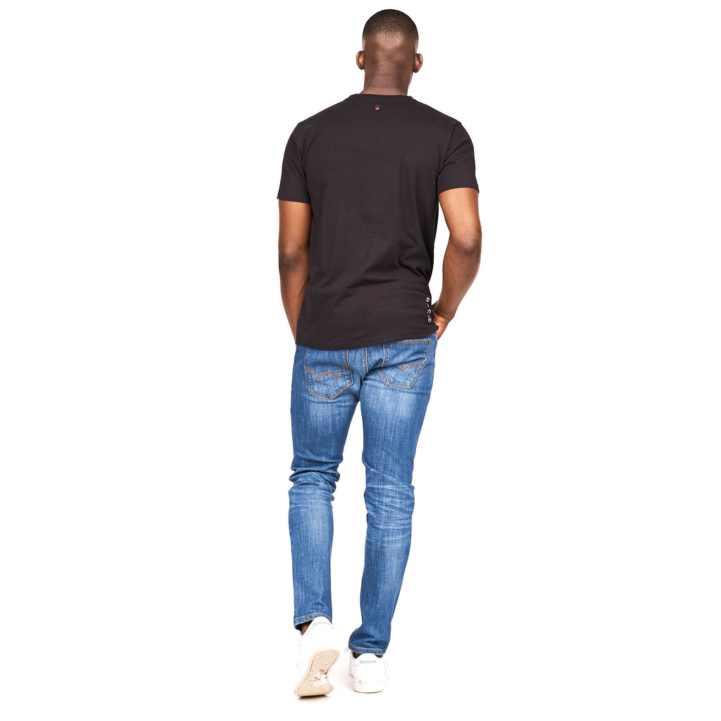 Weybridge T-Shirt Black