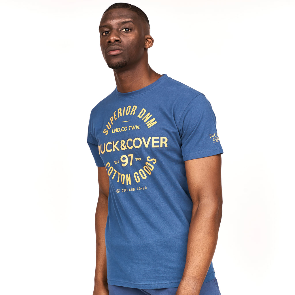 Tolworth T-Shirt Insignia Blue