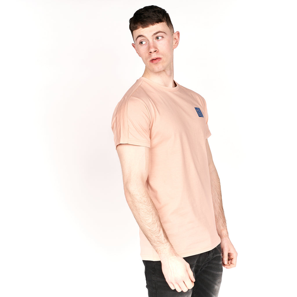 Electrons T-Shirt Dusty Pink