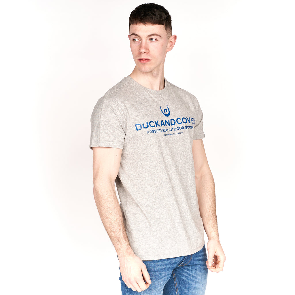 Bremer T-Shirt Grey Marl