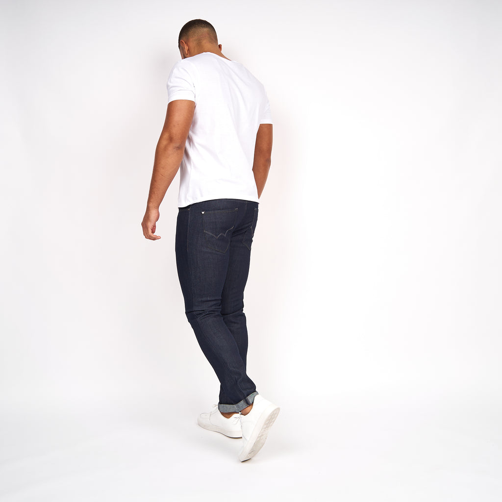 Dalyn Slim Fit Jeans Raw Denim