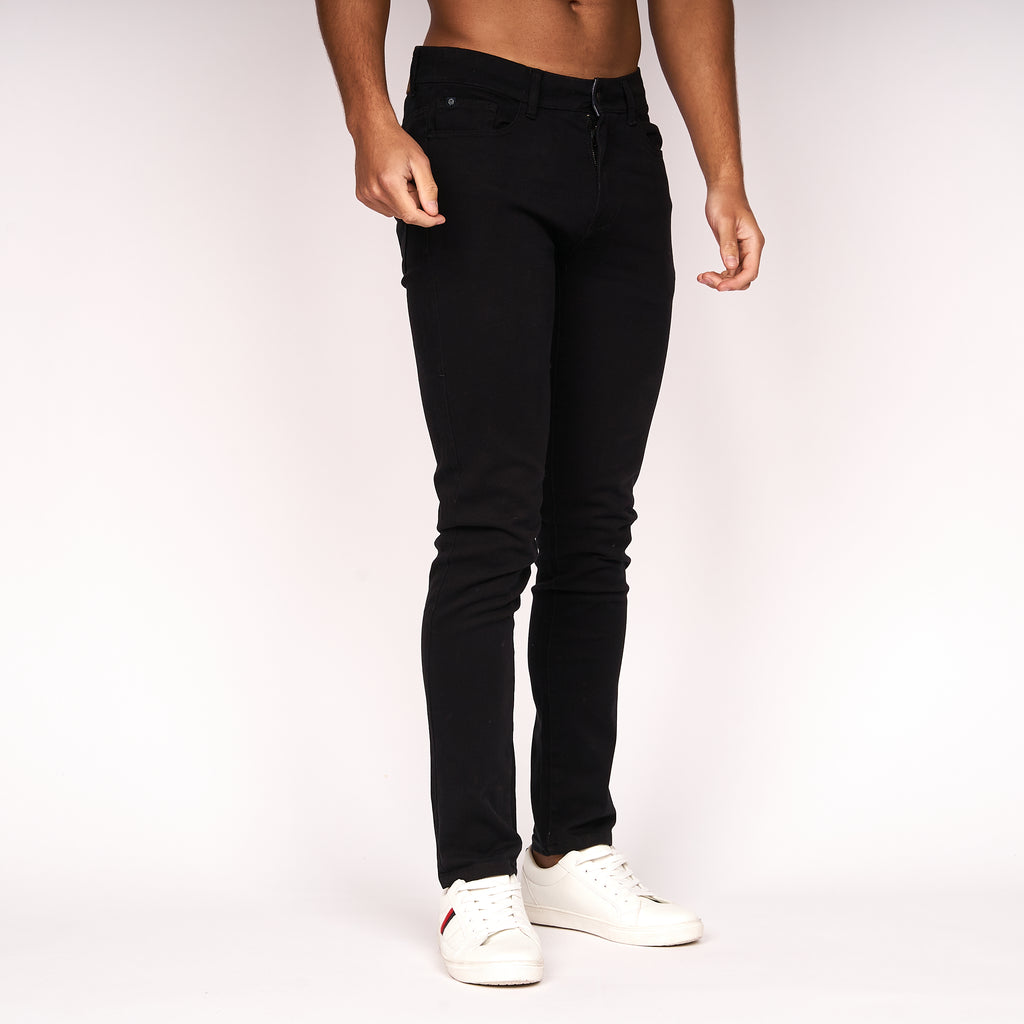 Quentin Trousers Black