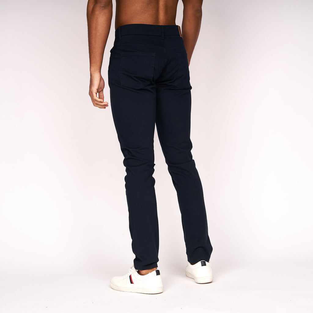 Quentin Trousers Navy