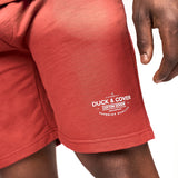 Renieblas Jog Shorts Red Dahlia