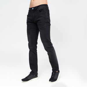 Harlequin II Slim Fit Jeans Black